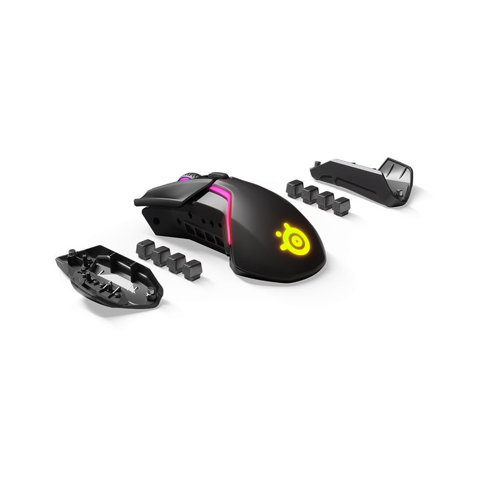 SteelSeries Brezžična gaming miška Rival 650