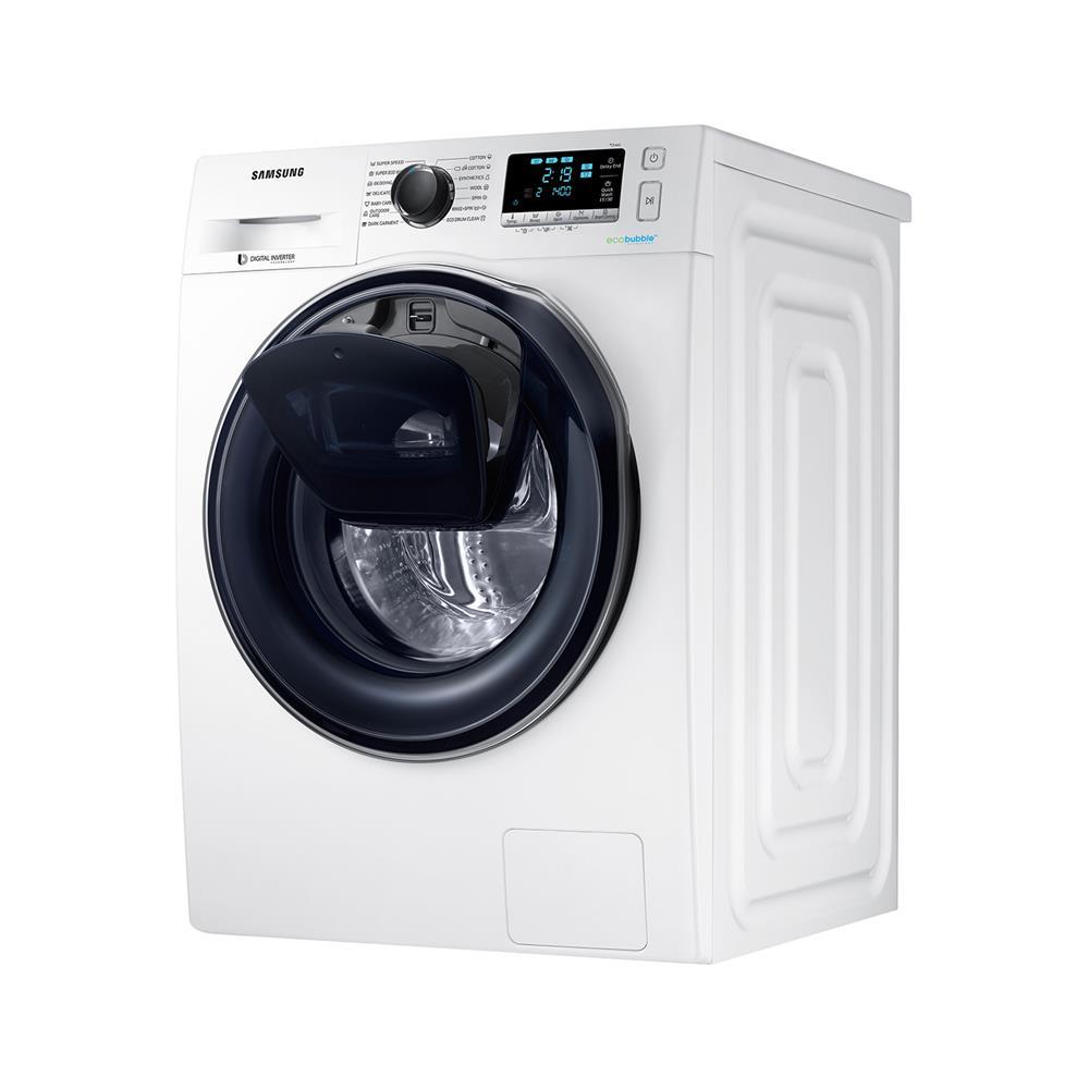 Samsung Pralni stroj z Add Wash tehnologijo WW80K6414QW/LE