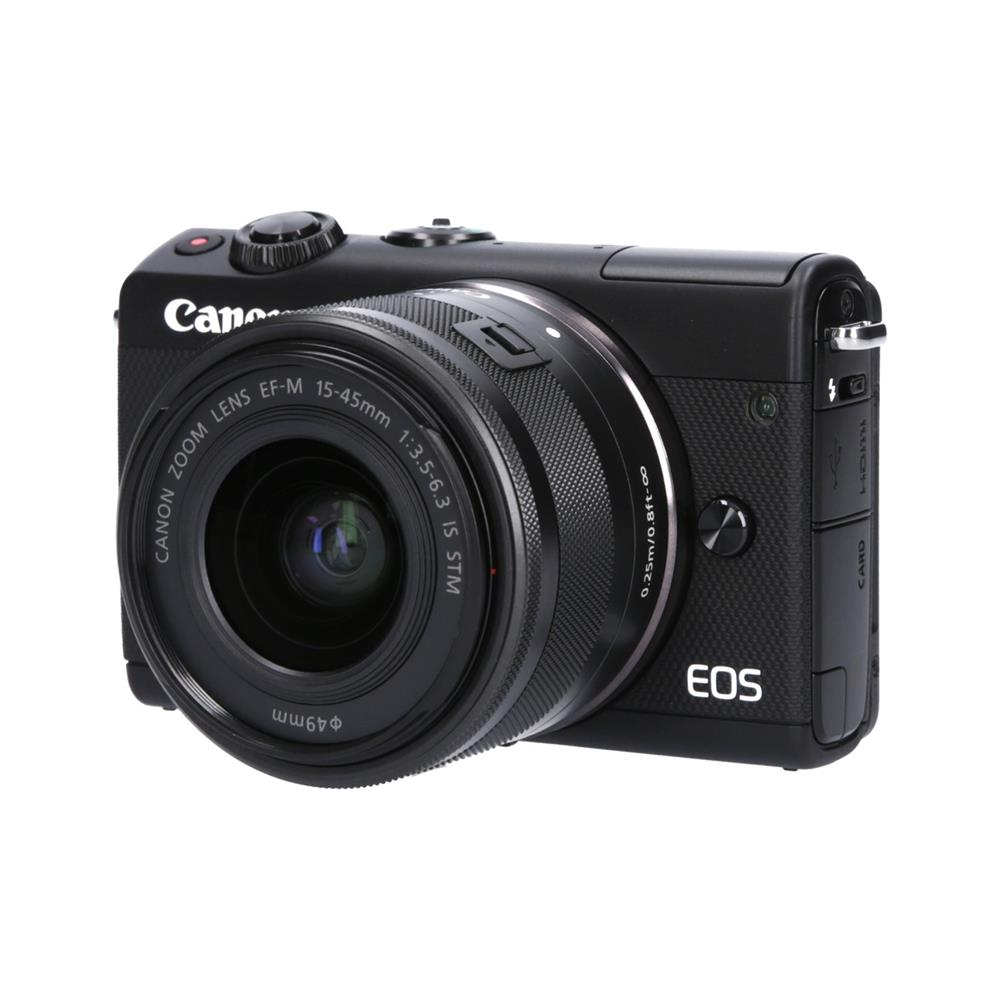 Canon EOS M100 15-45 IS STM
