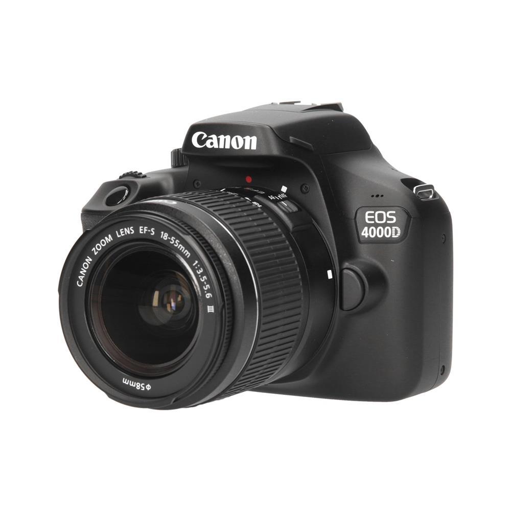 Canon EOS4000D 18-55 mm 1:3.5-5.6 III