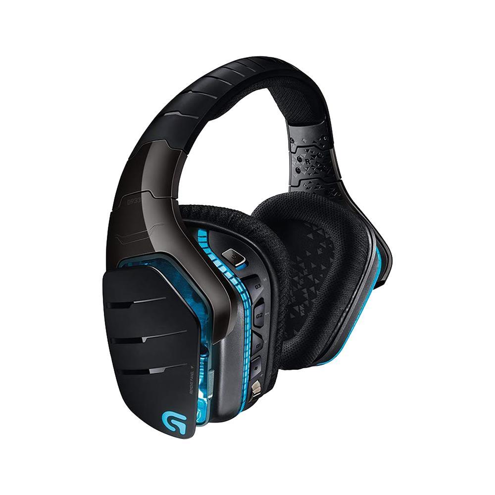 Logitech Brezžične gaming slušalke z mikrofonom G933