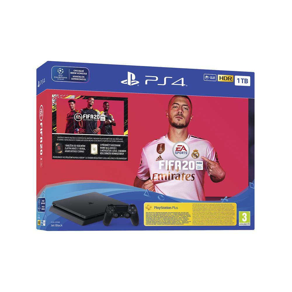 Sony PlayStation® 4 in igra FIFA 20