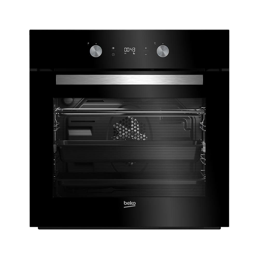 Beko Komplet steklokeramična kuhalna plošča in električna pečica (BSE24322B)