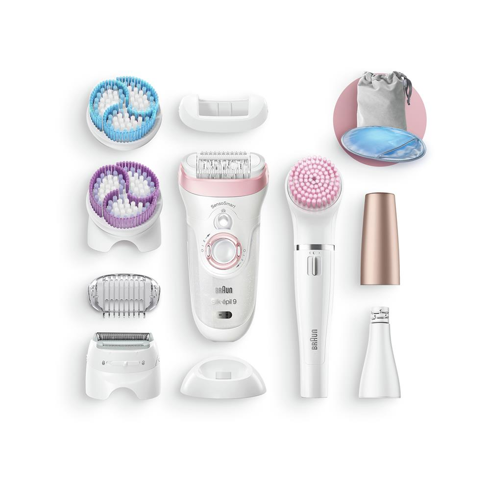 Braun Depilator 9-975 beauty set