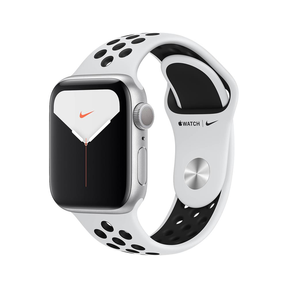 Apple Pametna ura Watch Nike Series 5 GPS 40mm Nike Sport Band (MX3R2BS/A)