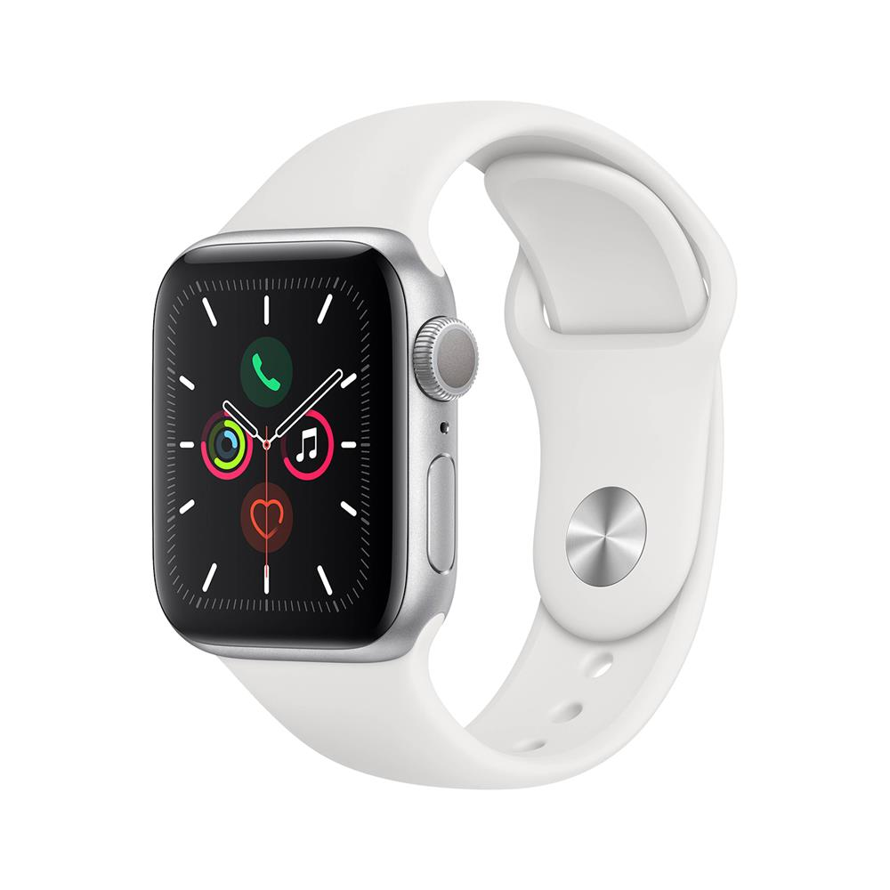 Apple Pametna ura Watch Series 5 GPS 40mm Sport Band (MWV62BS/A)
