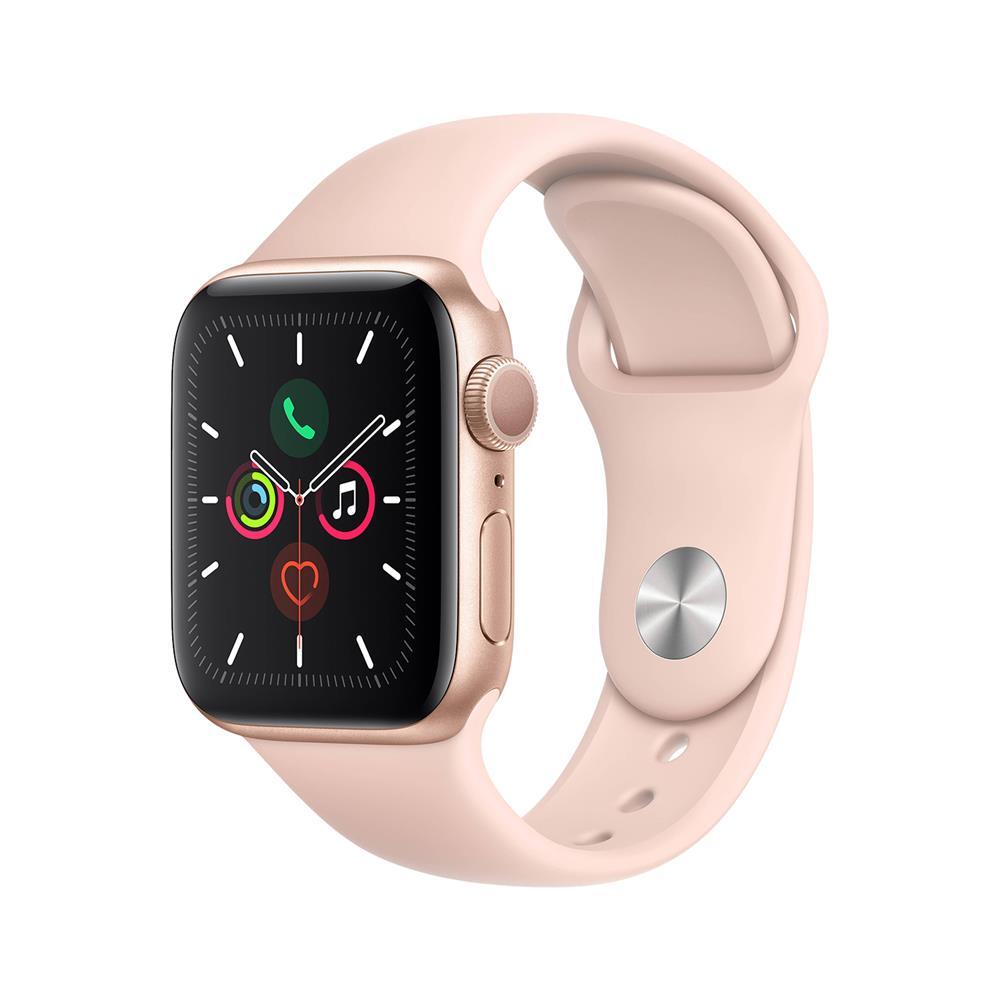 Apple Pametna ura Watch Series 5 GPS 40mm Sport Band(MWV72BS/A)