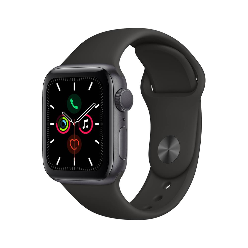 Apple Pametna ura Watch Series 5 GPS 40mm Sport Band (MWV82BS/A)