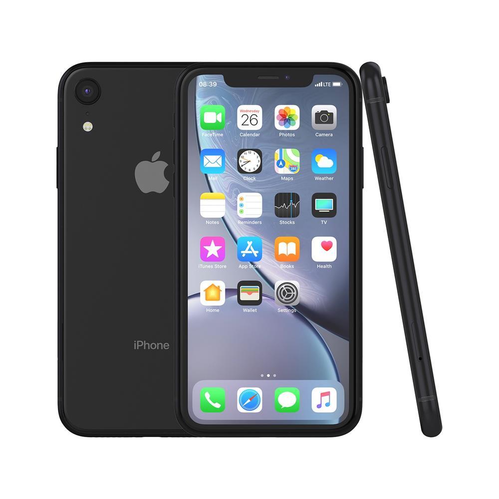 Apple iPhone XR in pametna ura Watch Nike+ Series 4 GPS 40mm Nike Sport Loop (MU7G2BS/A)