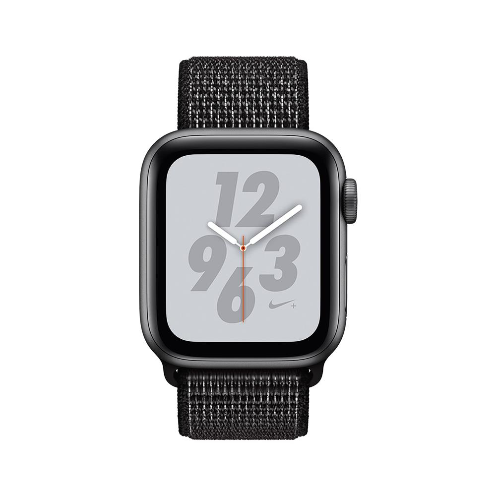 Apple iPhone XR in pametna ura Watch Nike+ Series 4 GPS 40mm Nike Sport Loop (MU7G2BS/A)