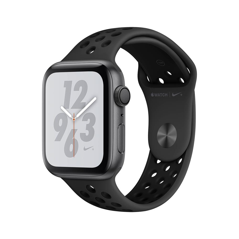 Apple iPhone Xs in pametna ura Watch Nike+ Series 4 GPS 44mm Nike Sport Band (MU6L2BS/A)