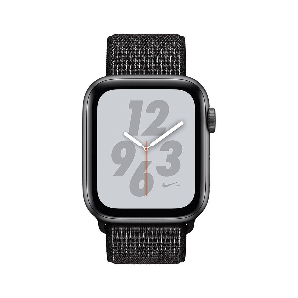Apple iPhone Xs in pametna ura Watch Nike+ Series 4 GPS 44mm Nike Sport Loop (MU7J2BS/A)