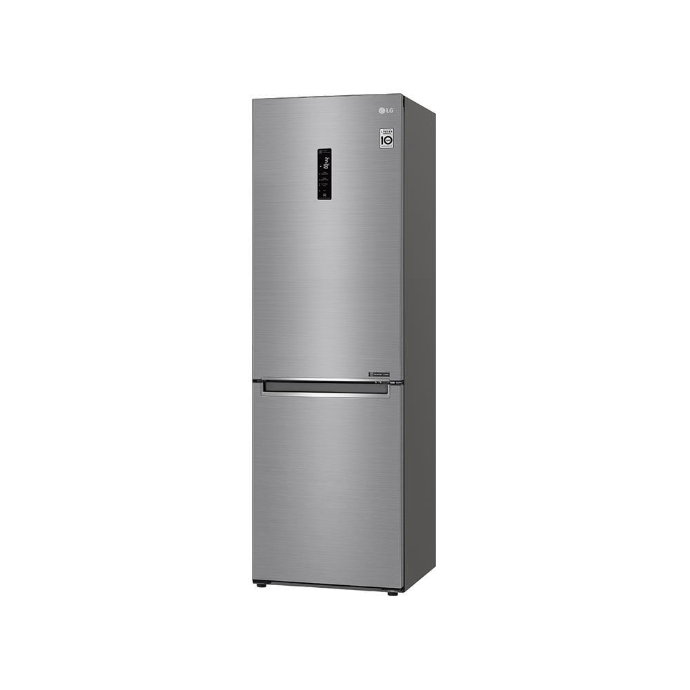 LG Hladilnik z zamrzovalnikom GBB61PZHZN