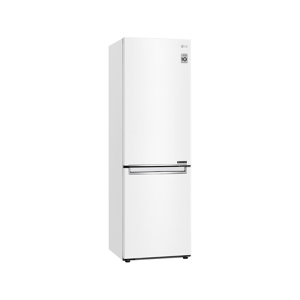 LG Hladilnik z zamrzovalnikom GBB61SWJZN