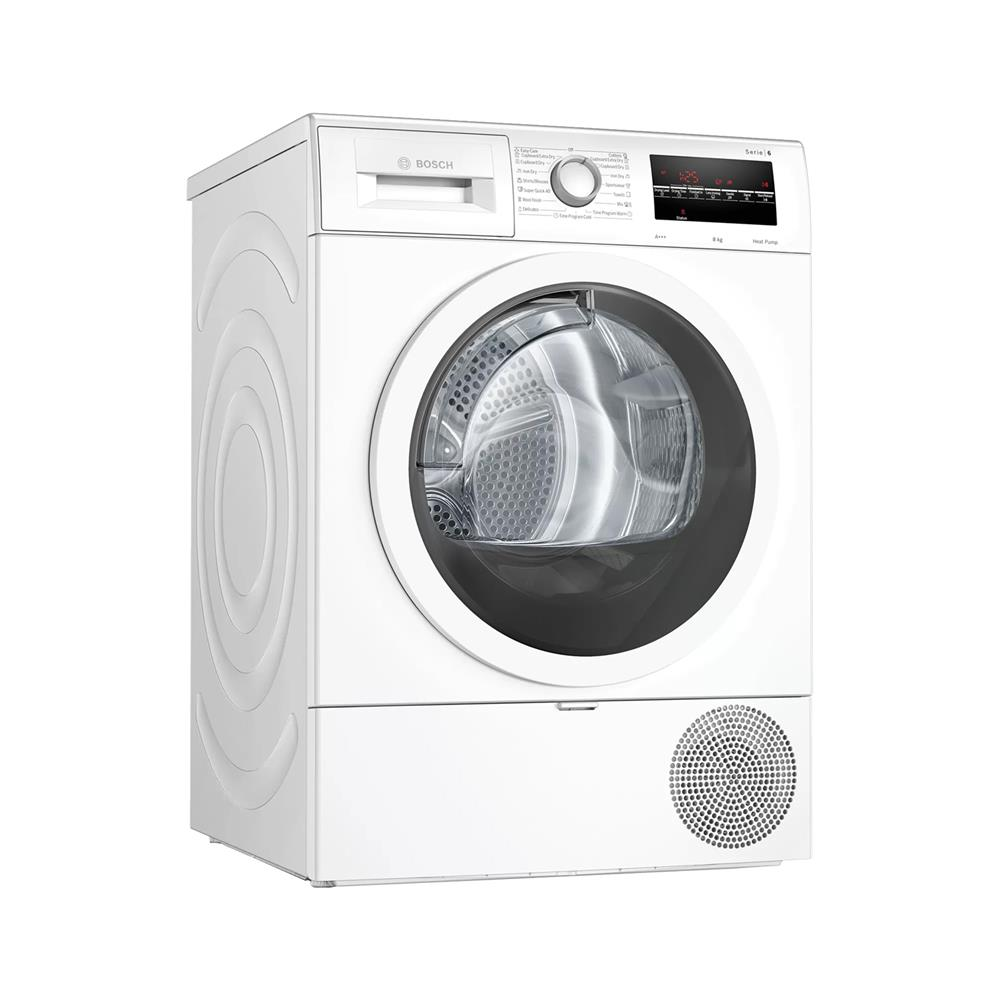 Bosch Sušilni stroj s toplotno črpalko WTR87TW0BY