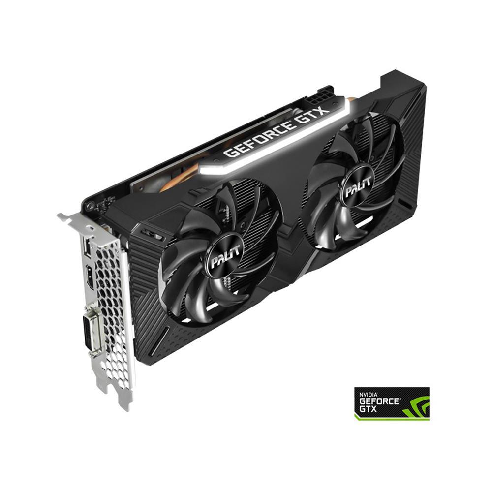 PALIT Grafična kartica GeForce GTX 1660 Ti (NE6166TS18J9-1160A)