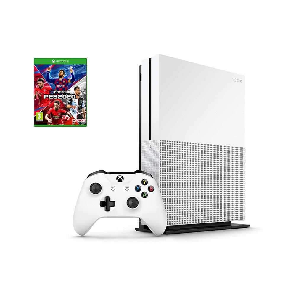 Microsoft Xbox One S in igra PES 2020