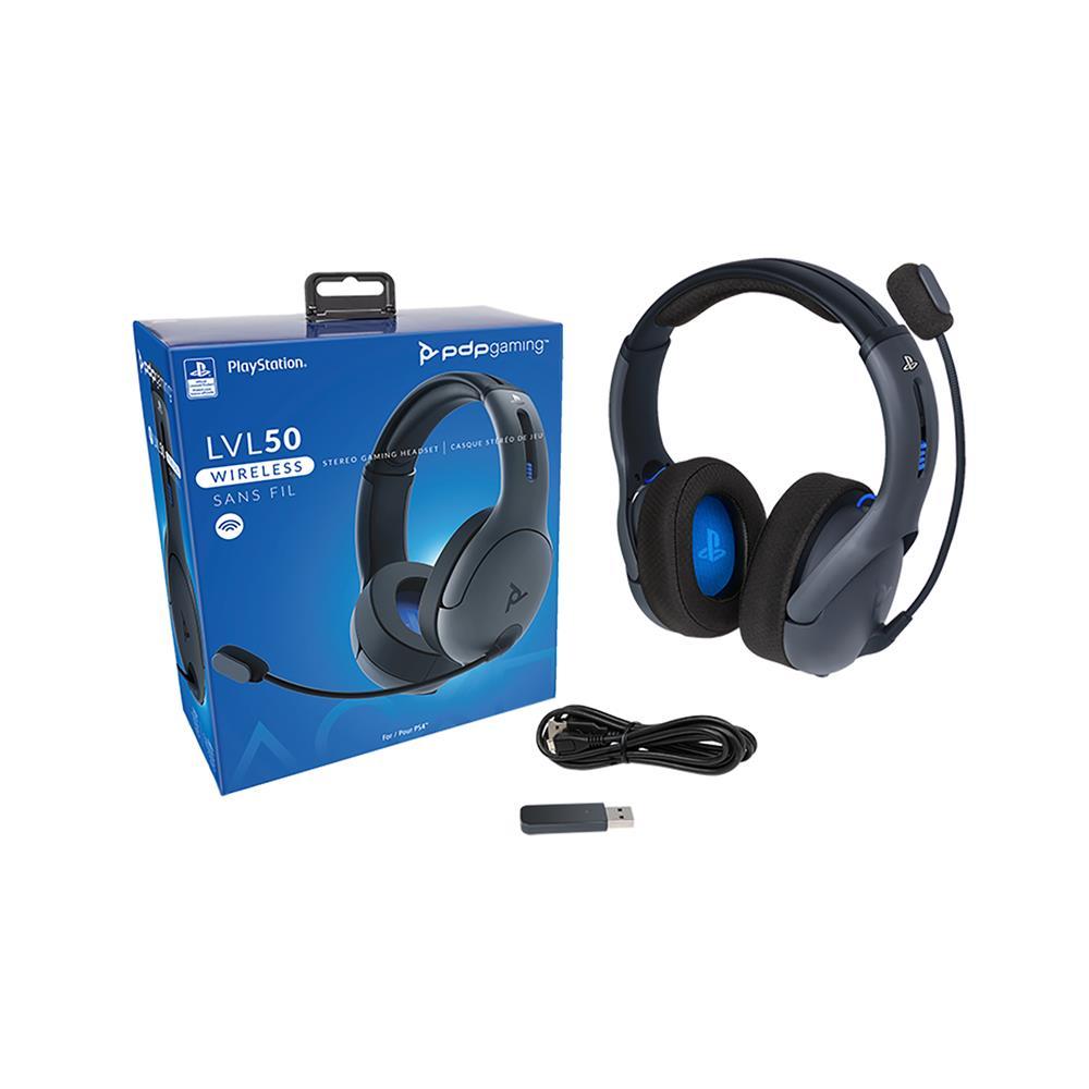 PDP Brezžične slušalke LVL50 za Sony PS4