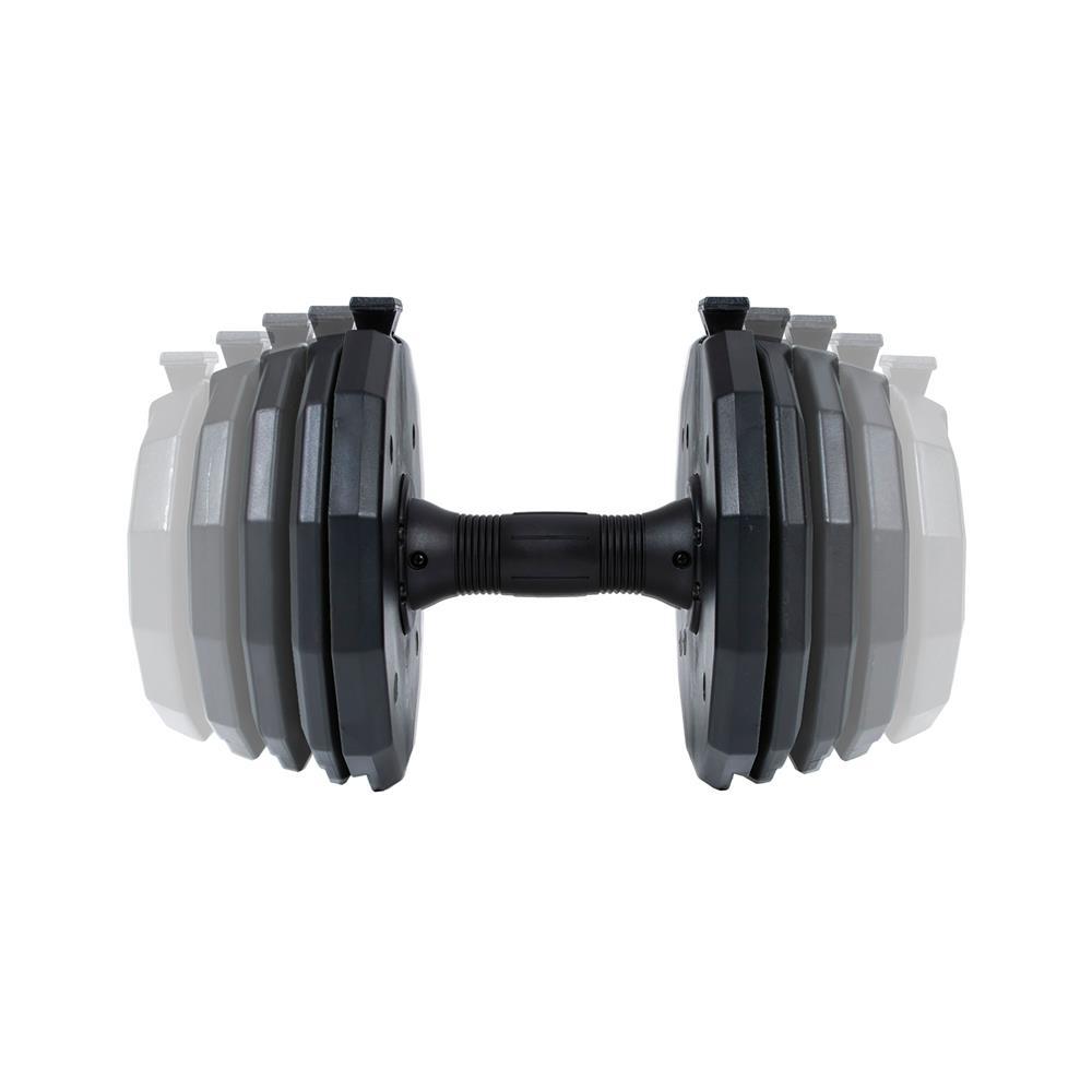 GYMSTICK Utež Quick Lock DUMBELL 22,5 kg