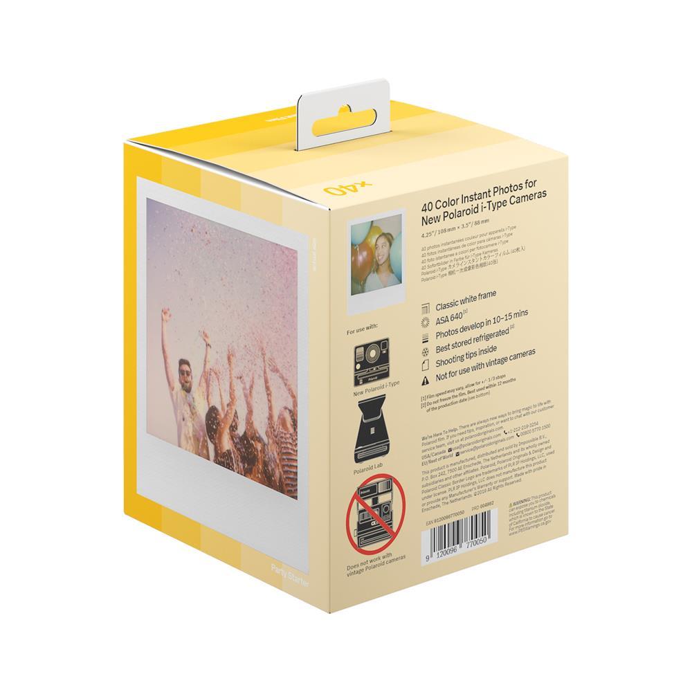 Polaroid Barvni iType film ORIGINALS x40