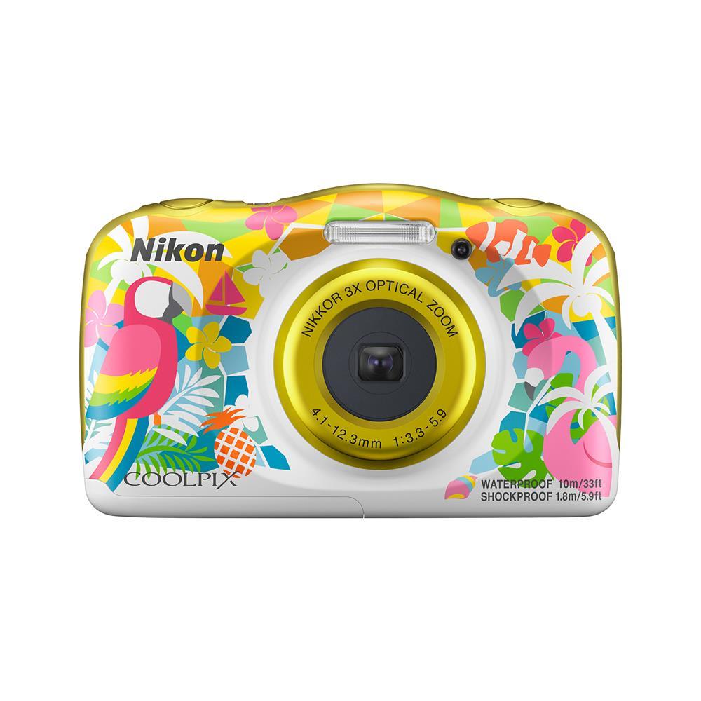 Nikon COOLPIX W150 letovišče, SD16GB in torbica