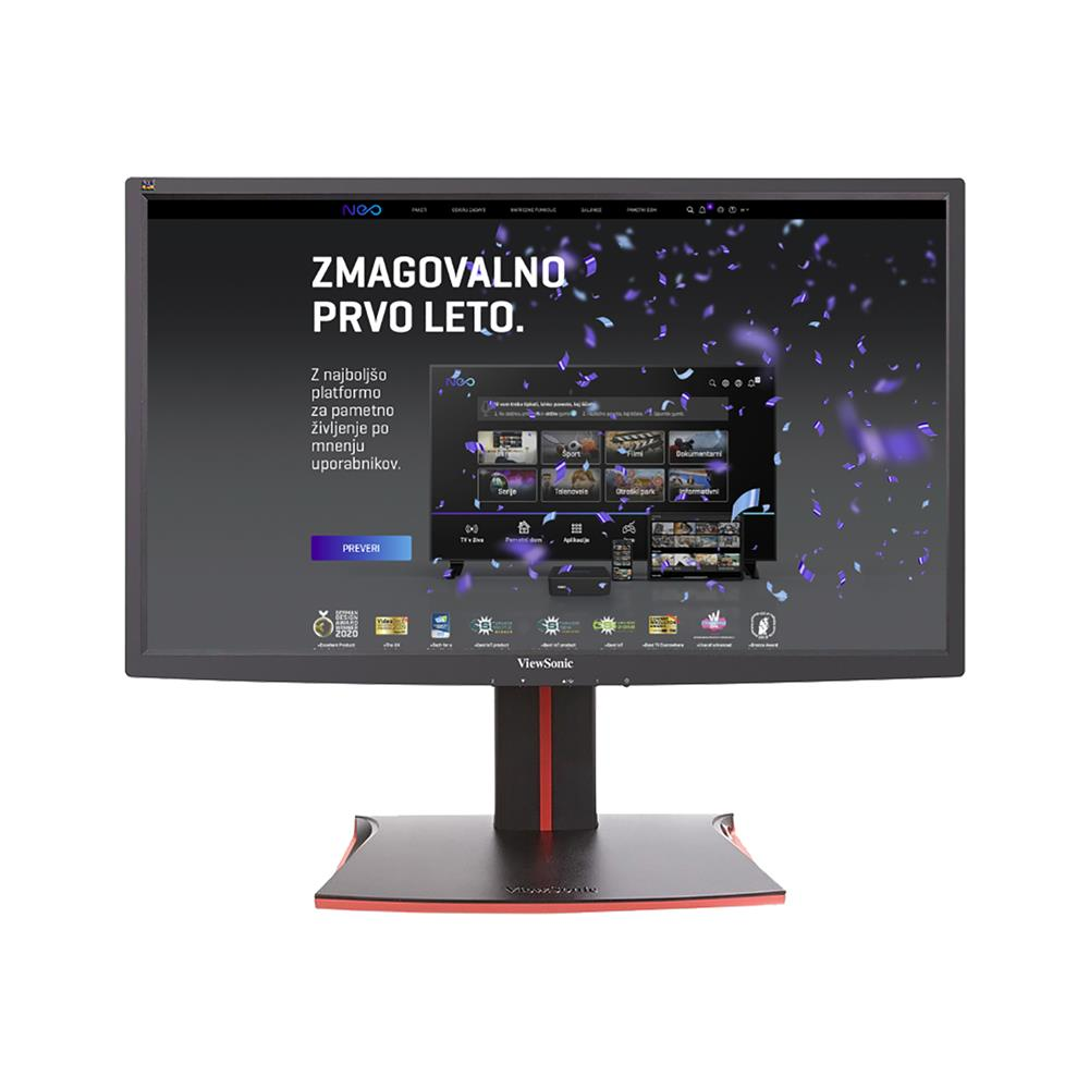 ViewSonic Gaming monitor XG2401