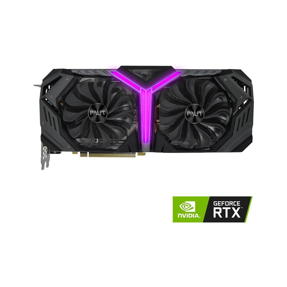 PALIT Grafična kartica GeForce RTX 2070S GR (NE6207S020P2-1040G)