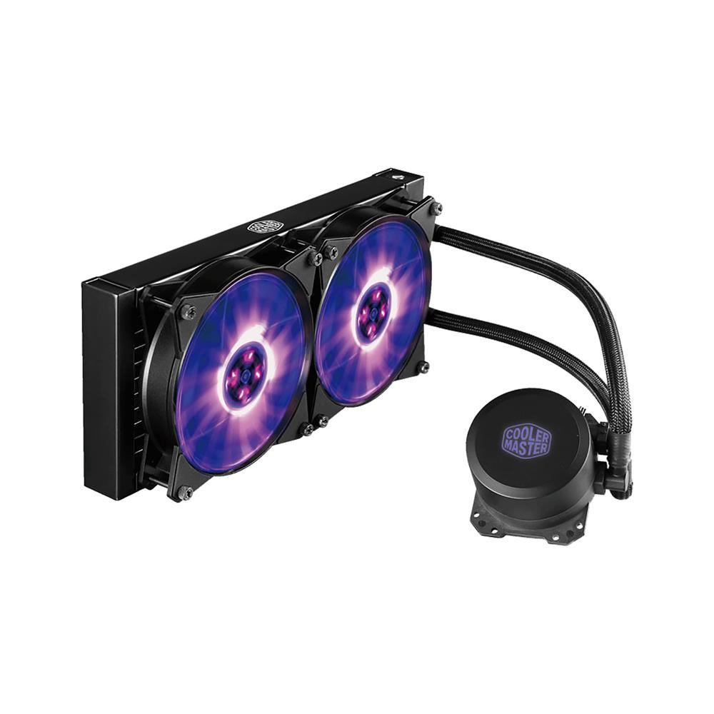 Cooler Master Vodno hlajenje za procesor MasterLiquid ML240L RGB (MLW-D24M-A20PC-R1)