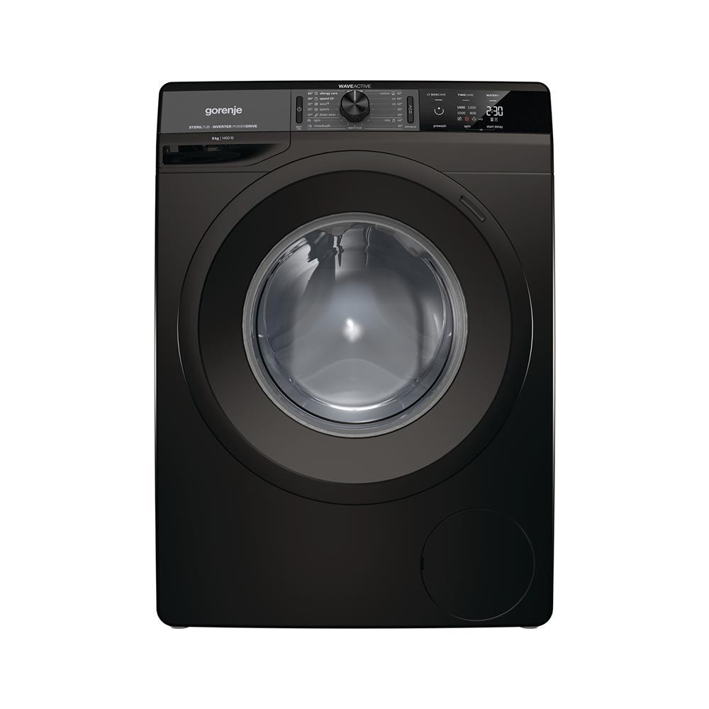 Gorenje Komplet pralni stroj WEI843B in sušilnik perila DE82ILB/G