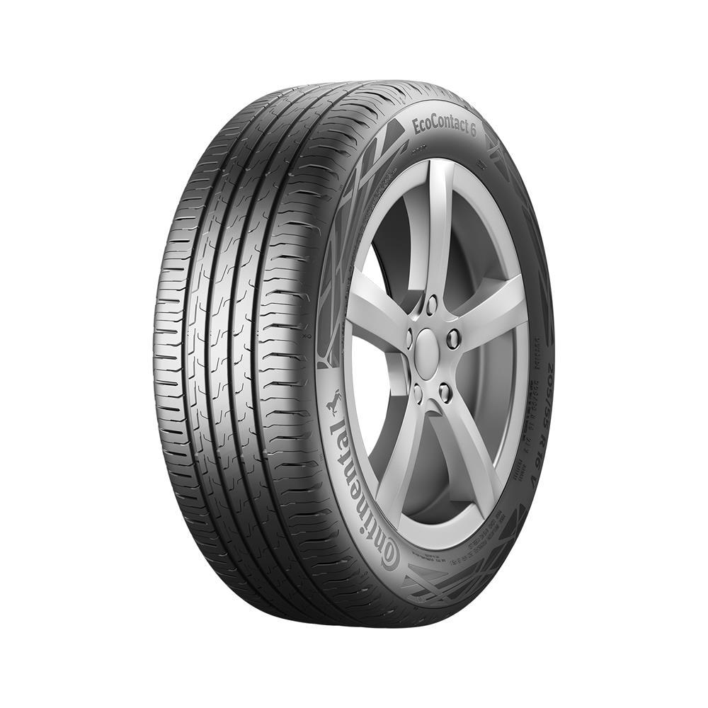 Continental 4 letne pnevmatike 165/70R14 81T EcoContact 6