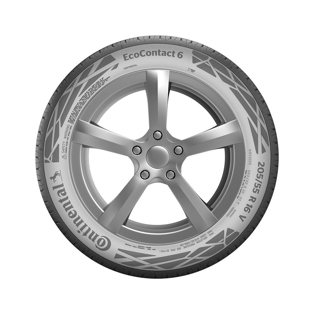 Continental 4 letne pnevmatike 195/65R15 91V EcoContact 6