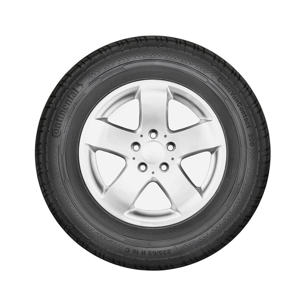 Continental 4 letne pnevmatike 215/65R16C 109/107R (106/104T) ContiVanContact 200 8PR