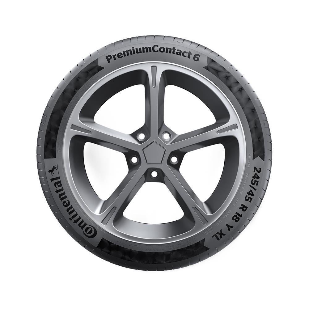 Continental 4 letne pnevmatike 245/40R18 97Y XL FR PremiumContact 6