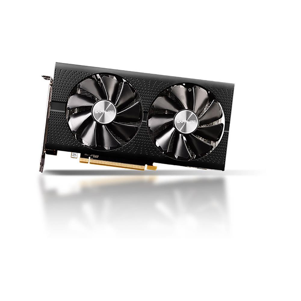 SAPPHIRE Grafična kartica Pulse Radeon RX 570 OC 8GB GDDR5 (11266-66-20G)