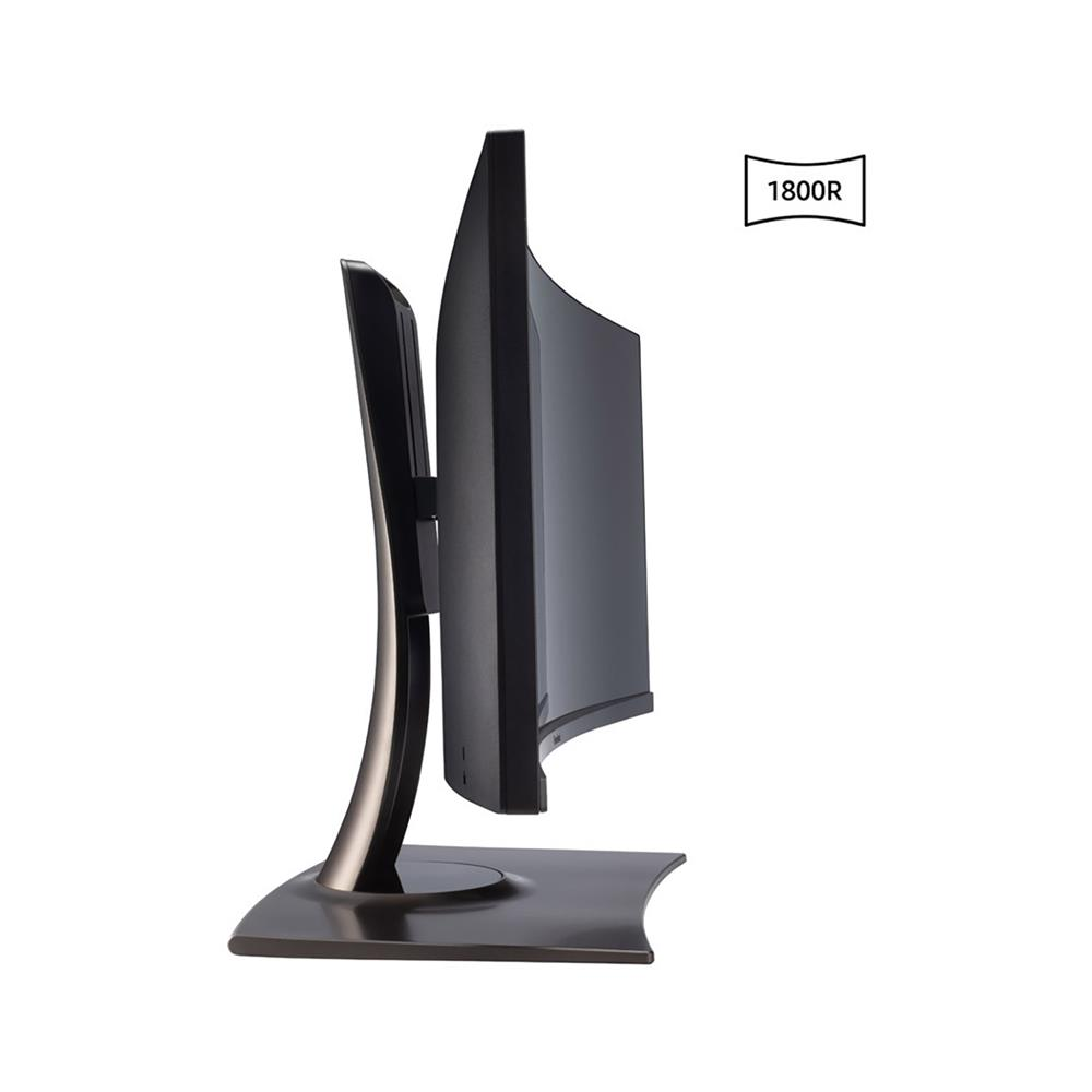 ViewSonic Ukrivljen monitor VP3481