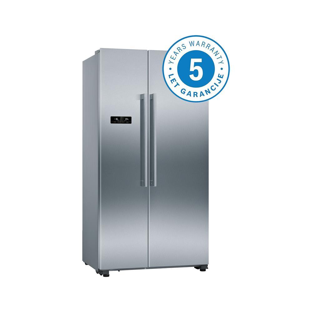 Bosch Ameriški hladilnik z zamrzovalnikom Side-by-side NoFrost KAN93VIFP