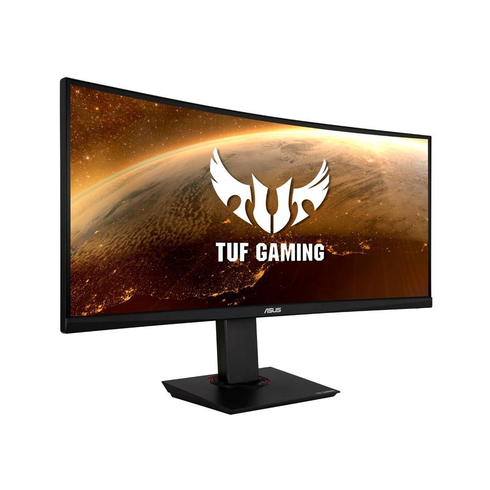 Asus Ukrivljen gaming monitor VG35VQ