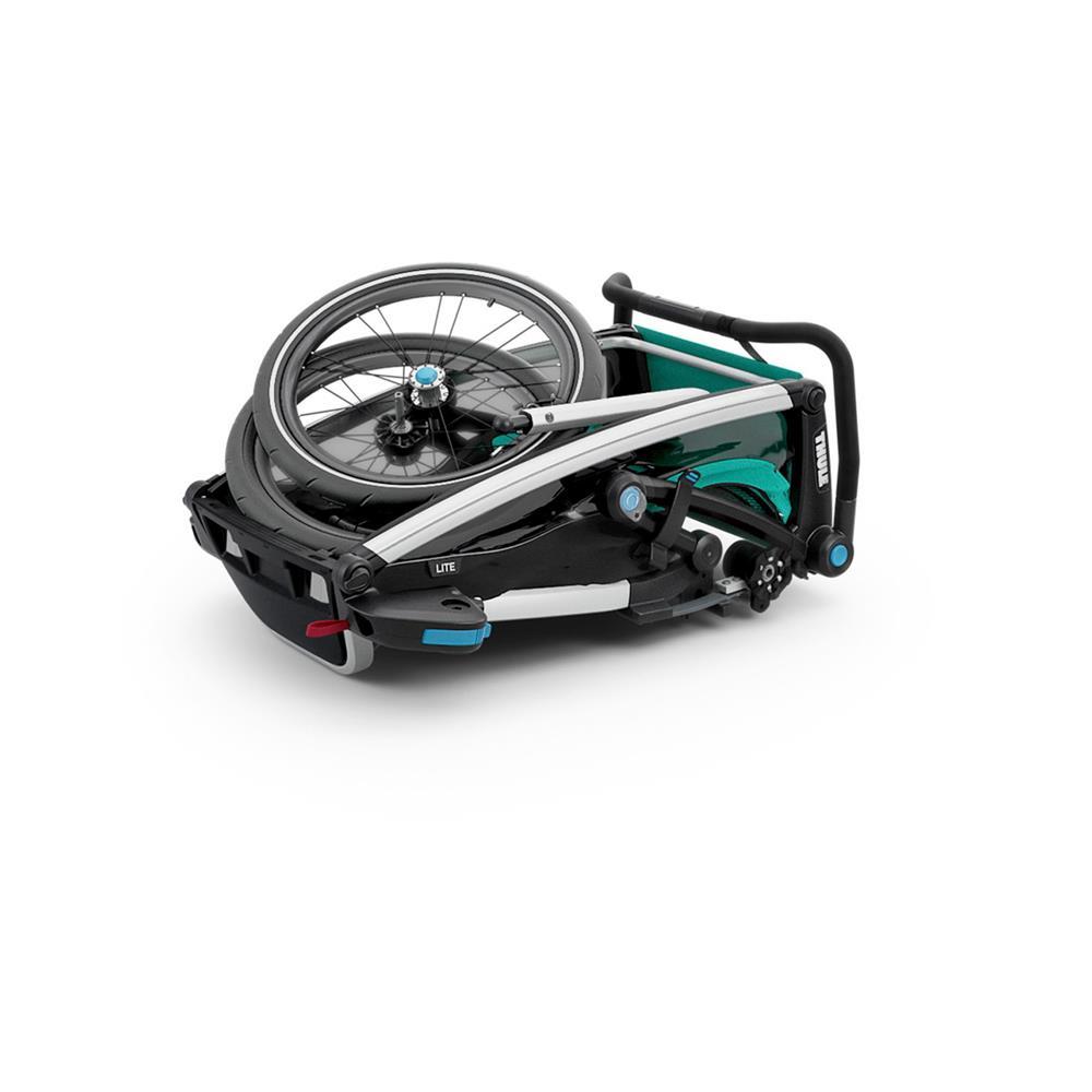 Thule Večnamenski otroški voziček Chariot Lite1 enosed
