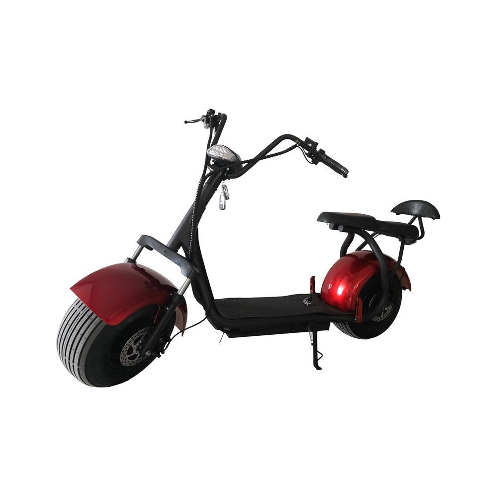 City e-Cruiser Električni skiro dvosed