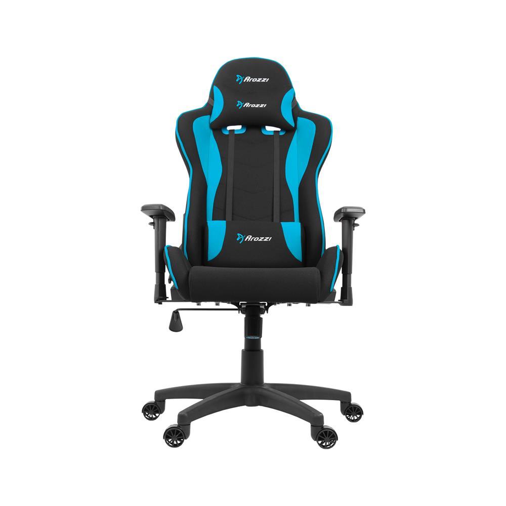 Arozzi Gamerski stol Mezzo V2 tkanina (MEZZO-V2-FB-BLUE)