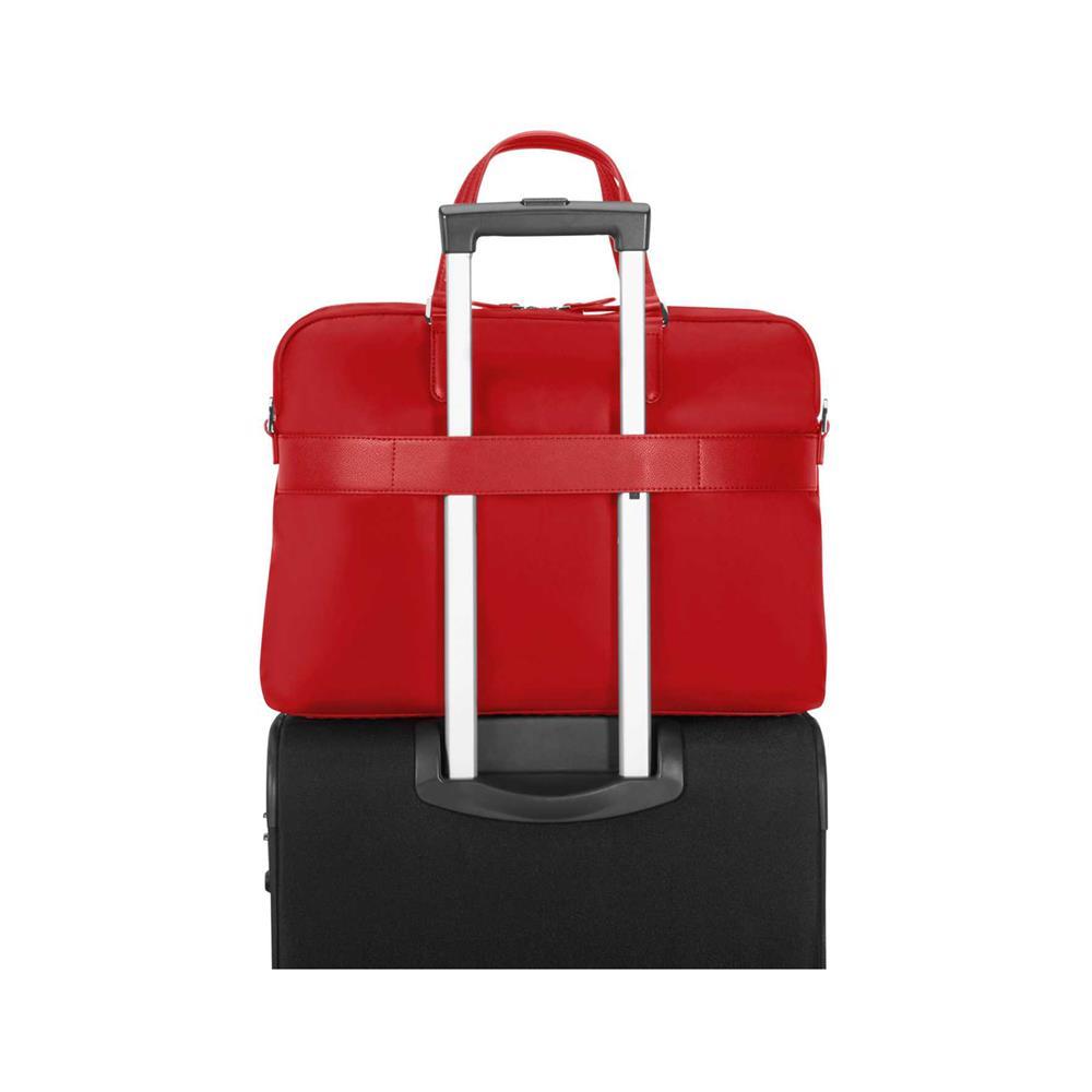 Samsonite Ženska poslovna torba za prenosnik Karissa Biz 15.6