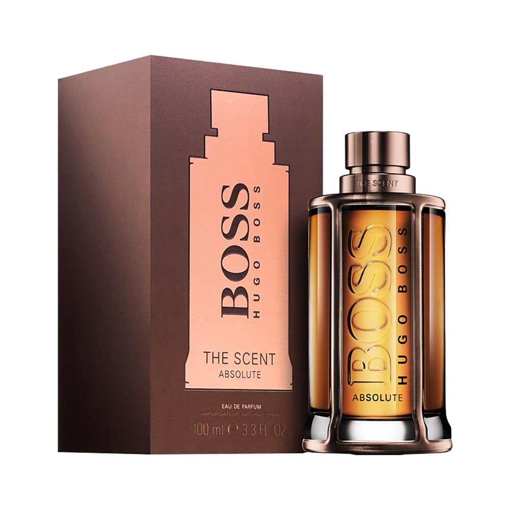 Hugo Boss Moška parfumska voda The Scent Absolute 100 ml