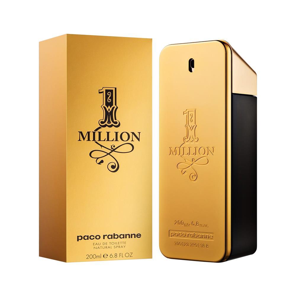 Paco Rabanne Moška toaletna voda 1 Million 200 ml