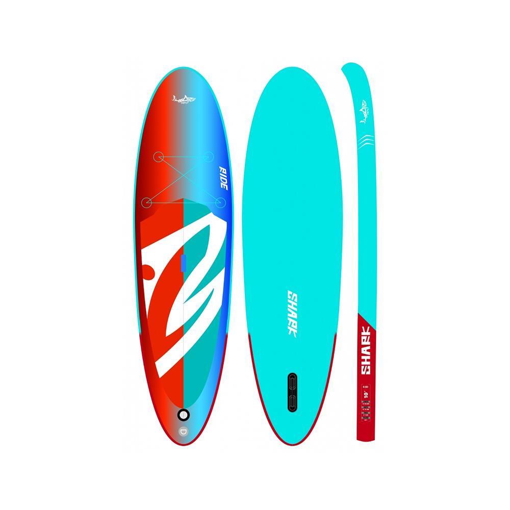 Shark SUP deska Allround 10.0X32X6 z aluminijastim veslom