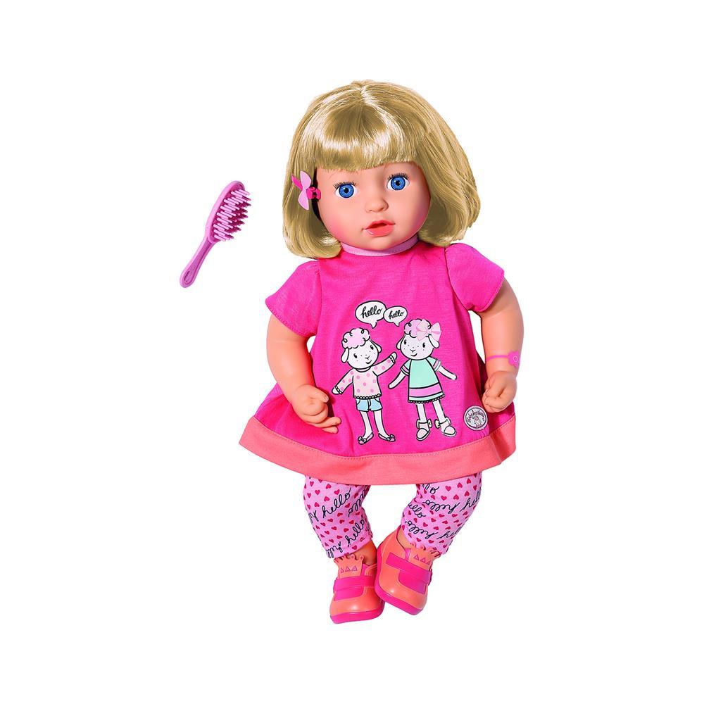 Zapf BABY ANNABELL® punčka Julija, ki ponavlja besede