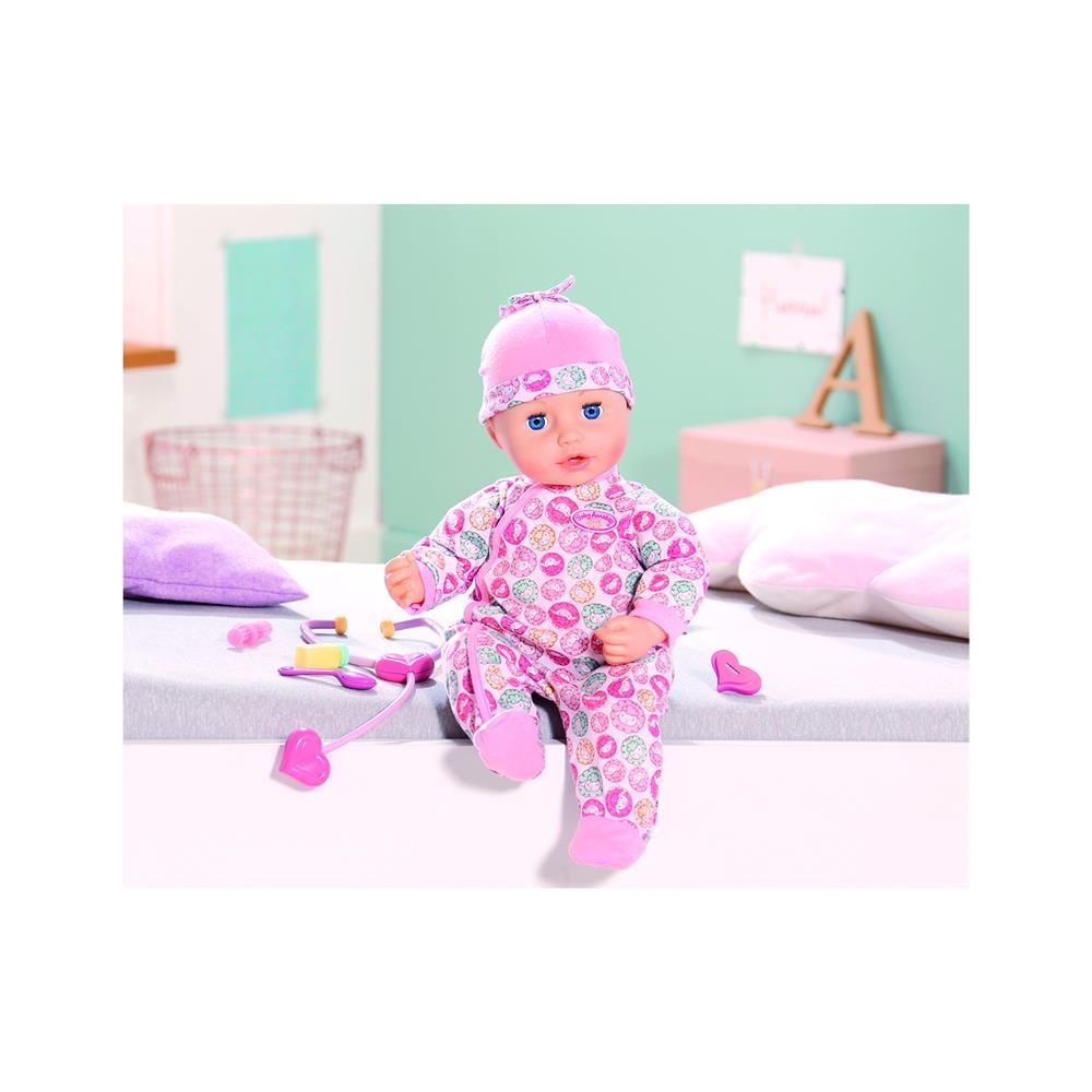 Zapf BABY ANNABELL® dojenček Milly pri zdravniku