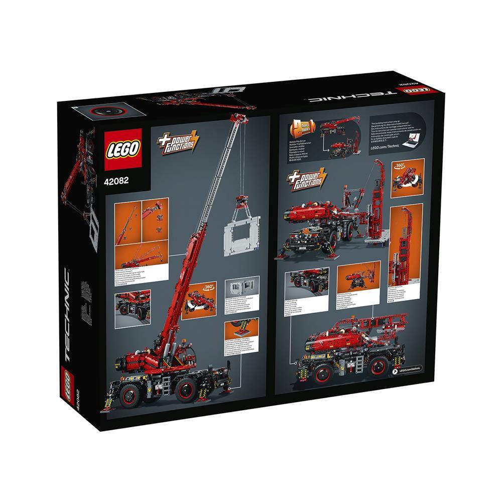 LEGO Technic Žerjav za nedostopne terene 42082