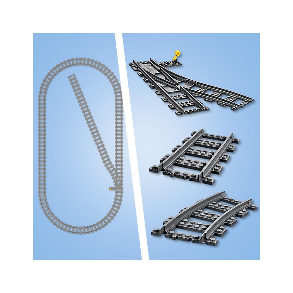 LEGO City Tovorni vlak 60198