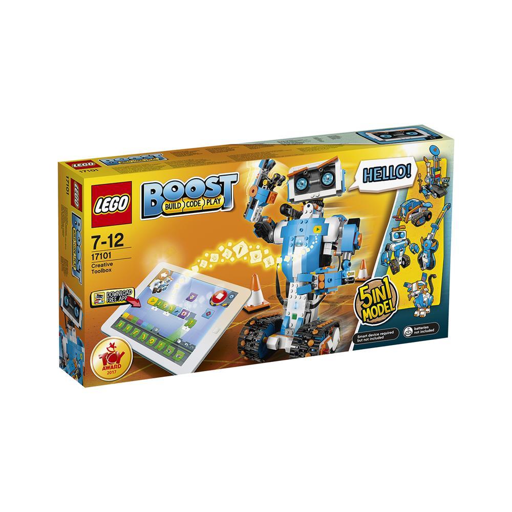 LEGO Boost Ustvarjalna orodjarna 17101