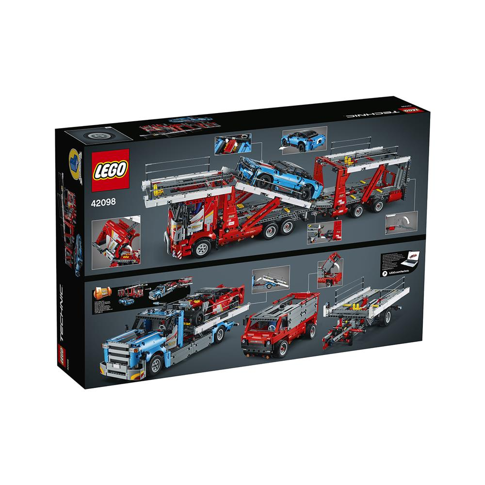 LEGO Technic Transportno vozilo za avtomobile 42098